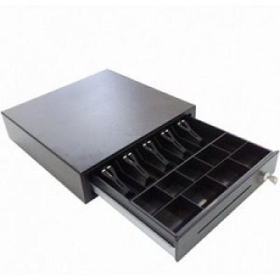 Денежный ящик PLATFORM PF 3540 Штрих черный