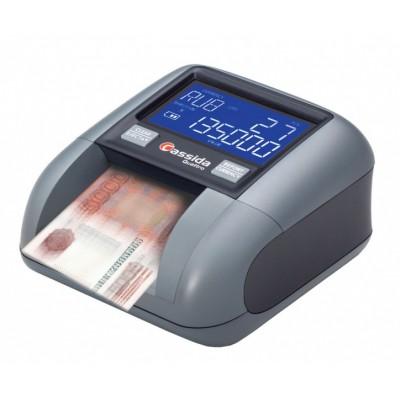 Детектор банкнот автоматический Cassida Quattro S антистокс RUR