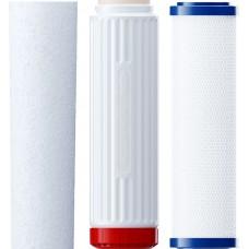 Комплект модулей сменных для питьевых систем Умягчающий (Трио Эконом)