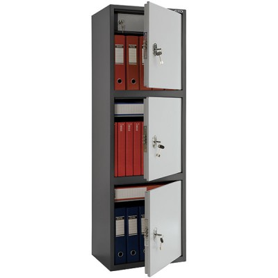Шкаф SL-150T/3T - металлический бухгалтерский