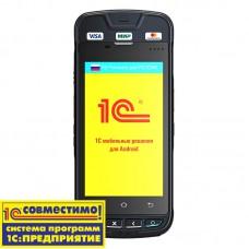 Мобильная онлайн касса МКасса RS9000-Ф без ФН 4в1