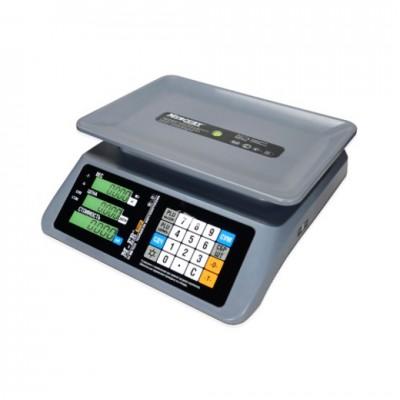 Меркурий M-ER 320AC-32.5 LCD весы электр. без стойки